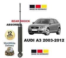 pour Audi A3 8P1 2003-2012 1.2 1.4 1.6 1.8 1.9 2.0 1x arrière Amortisseur