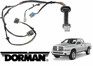 Dorman 645-506 Door Harness With Connectors For 2005-2008 Dodge Ram Trucks New