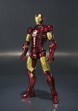 BANDAI S.H.Figuarts IRON MAN MARK 3 Action Figure Japan Import Official F/S