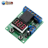 12V DC Voltage Detection Charging Discharge Relay Switch Control Board Module