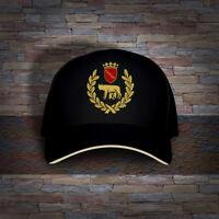 Italy Rome Police Polizia SPQR Embro Cap Hat