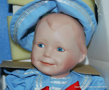 Yolanda's Picture-Perfect Baby Collection Porcelain Girl Doll NRFB Amanda