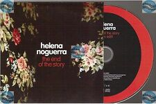 HELENA NOGUERRA THE END OF THE STORY CD PROMO card sleeve