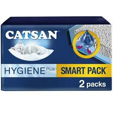 Catsan Smart Pack Cat Litter 2 Inlays Tray Liners Dust-Free
