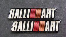 Ralliart Badge ASX OUTLANDER EVO COLT LANCER L200 SHOGUN