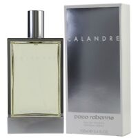 PROFUMO DONNA PACO RABANNE CALANDRE FOR WOMAN POUR FEMME 100 ML 3,3 OZ EDT 100ML