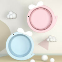 Foldable Baby Bath Tub Travel Portable Baby Basin Eco-Friendly Safe Childre R6S7