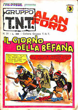 [776] ALAN FORD ed. Corno 1975 Gruppo T.N.T. n.  31 stato Ottimo