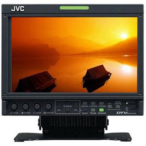 """JVC DT-V9L1D , JVC 9"""" HD multi-format AC/DC Rack Mountable LCD monitor"""