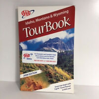AAA Idaho, Montana & Wyoming Tour Book 2008