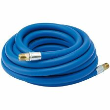 "Draper 5M Compressor Air Line Hose 1/4"" Male Fittings 6mm Inside Diameter"