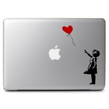 Banksy The Girl w/ Balloon for Macbook Air/Pro Laptop Car Vinyl Decal Sticker