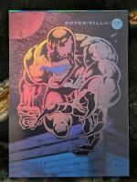 1992 Impel Marvel Universe Series 3 Trading Card - Hologram H-4 Venom
