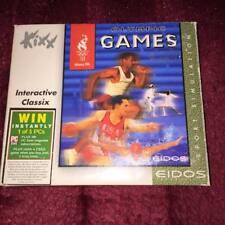 Eidos Olympic Games atlanta 1996 Pc CD ROM Game