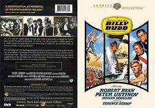 Billy Budd ~ New DVD ~ Terence Stamp, Peter Ustinov, Robert Ryan (1962)