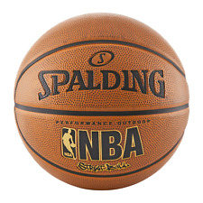Nba Team Street Basketball Outdoor Official Size Game Ready Rubber Extra Durable
