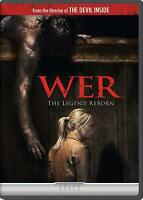 WER: The Legend Reborn (DVD, 2013)