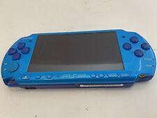 Sony PSP 3000 Sky Blue / Marine Blue Limited Edition   ***SHIP FROM U.S.A.***.