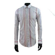 HUGO BOSS Men's Regular Striped Casual Shirts & Tops