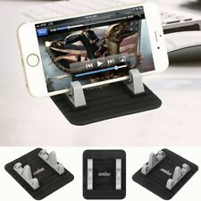 Sticky Anti-slip Silicone Pad Dash Mat Car Phone GPS Mount Holder Stand Cradle
