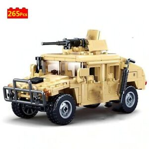 Military Series U.S. Army Forces Assault Vehicle Model Blocks Bricks Toys Gifts