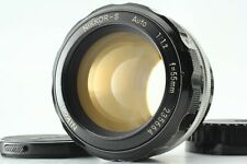 【 Optical MINT 】Nikon non-Ai Nikkor S Auto 55mm f/1.2 MF Prime Lens #171415