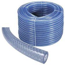 Druckluftschlauch 20 Größen 5 - 38 mm PVC-Schlauch Gewebeschlauch von 5 bis 50 m