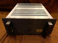 Krell KSA-100 Mk2 Stereo Amplifier and PAM-5 Preamp (Make Offer)