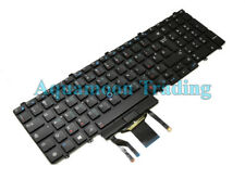 PT3X6 Dell LAT 5550 70/80 PREC 7510 7710 3510 Clavier French-Can 55PM5 1R2M9