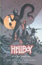 Hellboy Into The Silent Sea Hc Mint/Unread