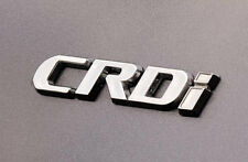 Genuine Hyundai i20 CRDi Wing Badge Emblem - S4376712