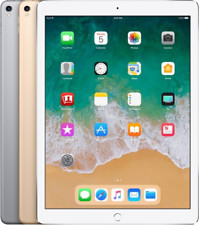 "Apple iPad Pro 2nd Gen 12.9"" Display 64G 256 512 GB WiFi Cellular Tablet"