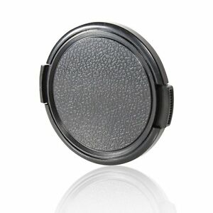 52MM Sides Pinch Snap-On Front Lens Cap f Canon, Nikon, Sony, Pentax all camera
