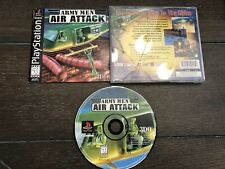 Army Men Air Attack - Playstation 1 PS1 - Complete CIB