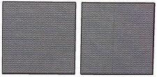 Visaton Protective Speaker/Loudspeaker grille/mesh 85x85x9mm