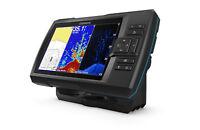 Garmin STRIKER™ Plus 7cv Fischfinder mit Tiefengeber Echolot Tiefenmesser GPS