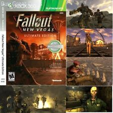Fallout: New Vegas Ultimate Edition for Microsoft Xbox 360 Bethesda Sealed Game