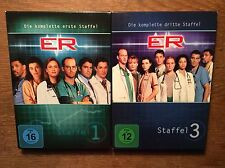 ER - Staffel  1 + 3  [8 DVD] Emergency Room George Clooney