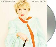"Marianne Faithfull ""negative capability"" Deluxe Edition CD NEU Album 2018"