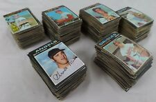 1971 Topps Starter/Partial Set,Commons,Minor Stars,Team,P-G-EX Mixed Lot of 750