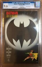 Batman The Dark Knight Returns #3 Frank Miller Death of Joker CGC 9.6