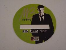 MB Michael Buble it's time Pre After Show Backstage Concert Pass
