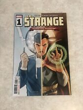 DR. STRANGE SURGEON SUPREME #1 Cover A! NM! Mark Waid Marvel Comics 2020