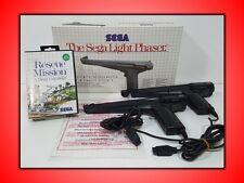PISTOLA SEGA MASTER SYSTEM II BOXATA + RESCUE MISSION! USATO SICURO!