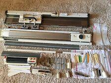 Empisal-Knitmaster 600 & SRP 60, Knit-Radar KR-5, Doppelbett-Strickmaschine