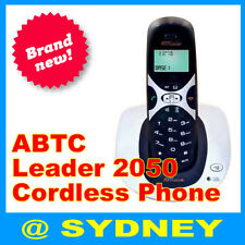 NEW ABTC Leader 2050 Cordless Telephones WITH CONFERENCE CALL