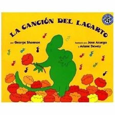 Lizard's Song (Spanish Edition): La Cancion del Lagarto (Paperback or Softback)