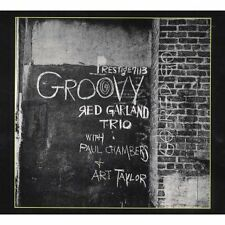Red Garland Trio (P.Chambers, A.Taylor): Groovy -CD Digipack 20 bit remastered