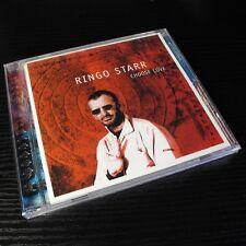 Ringo Starr - Choose Love USA CD & DVD DualDisc NEW Seaeld KOC-CD-9919 #0309*
