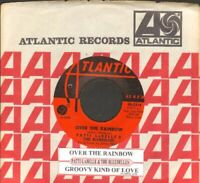 LaBelle, Patti & The Blue Belles - Over The Rainbow 2318 Vinyl 45 rpm Record